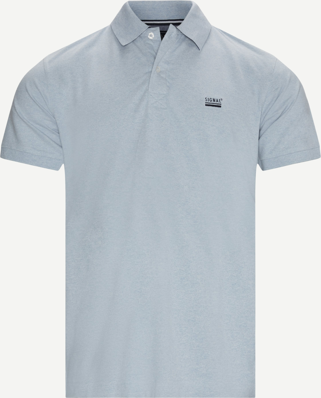 T-shirts - Regular fit - Blue